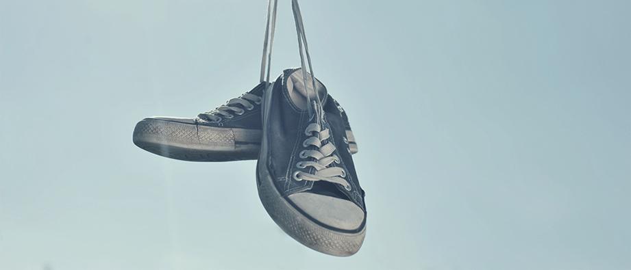 Schuhgeruch