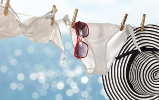 Bikini waschen - Pflegetipps