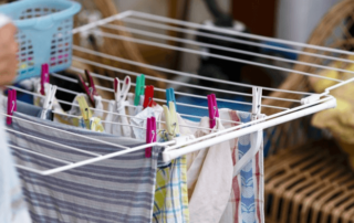 Tipps: So trocknest du deine Wäsche in der Wohnung richtig