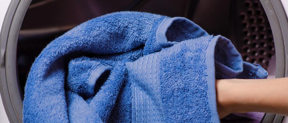 Wie oft sollte man Handtücher