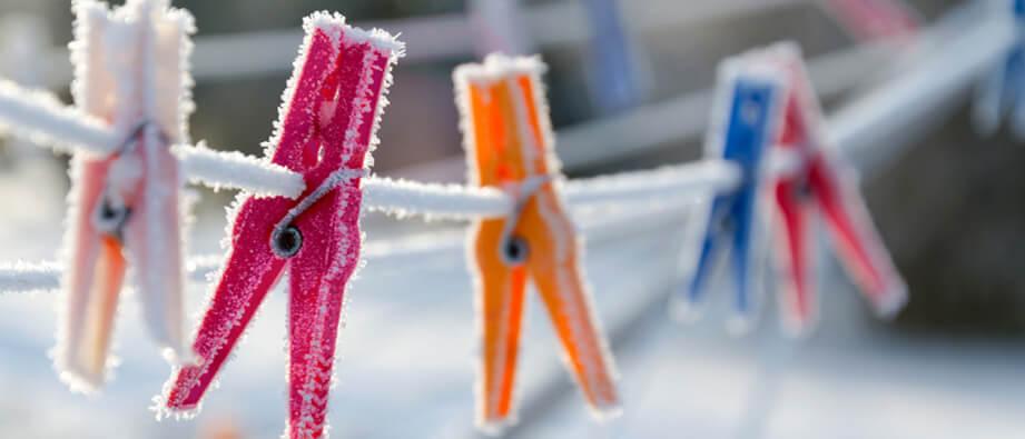 Darum wäscht man zwischen Weihnachten und Neujahr keine Wäsche