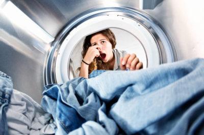 Das kannst du tun, wenn deine Waschmaschine stinkt