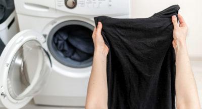 Schwarze Wäsche waschen - so klappt es am besten