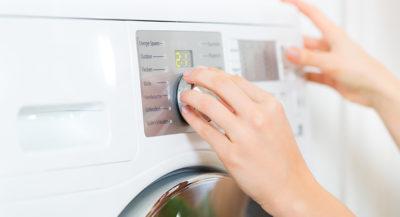 Stromkosten senken beim Wäsche waschen